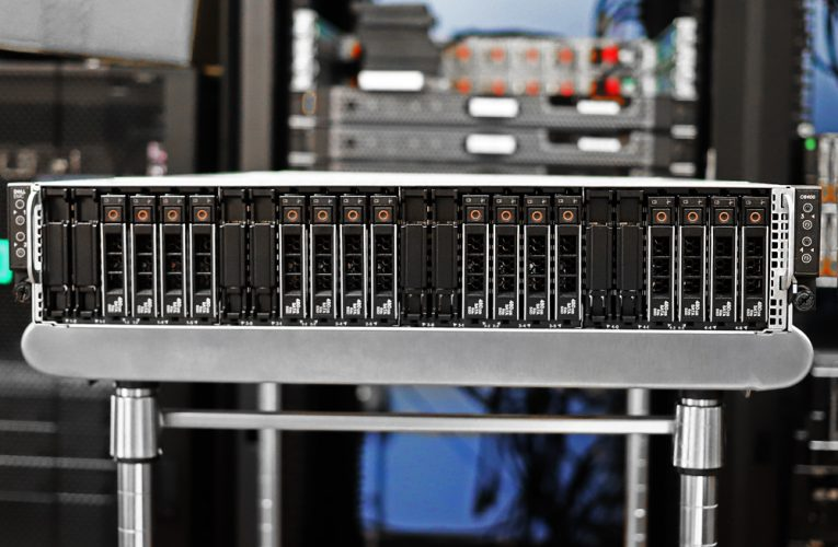 [StorageReview] Dell EMC PowerEdge C6525 Server Review