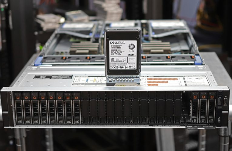 [StorageReview] Dell EMC PowerEdge R750 Hands-On