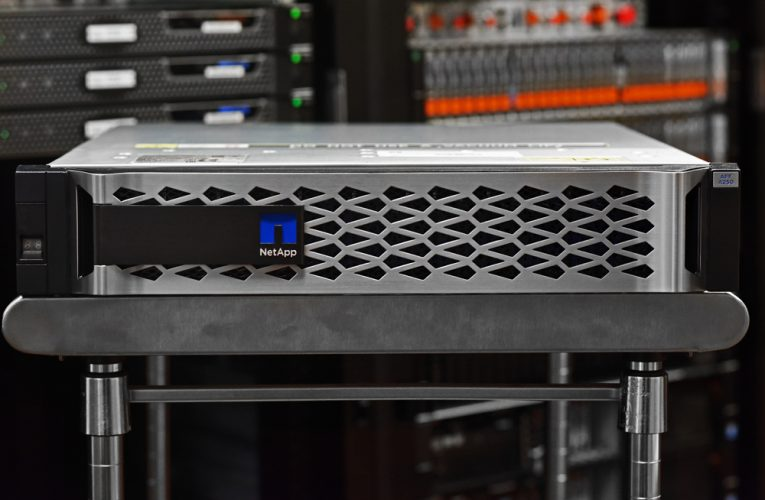 [StorageReview] NetApp AFF A250 Review